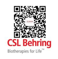 QR Code for CSL Behring China